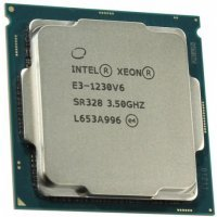 Процессор Intel Xeon E3-1230V6 Kaby Lake (2017) (3500MHz, LGA1151, L3 8192Kb) BOX
