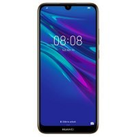 Смартфон Huawei Y6 (2019) 2/32Gb Amber Brown (Коричневый)