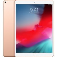 Планшетный ПК Apple iPad Air (2019) Wi-Fi+Cellular 64GB MV0F2RU/A Gold (Золотой)