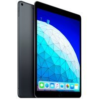 Планшетный ПК Apple iPad Air (2019) Wi-Fi+Cellular 64GB MV0D2RU/A Space Grey (Серый космос)