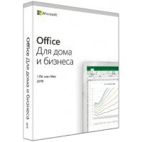 Офисное приложение Microsoft Office Home and Business 2019 Rus Medialess (T5D-03242)