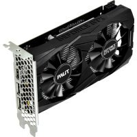 Видеокарта ПК Palit GeForce GTX 1650 PA-GTX1650 DUAL OC 4Gb