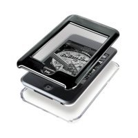 Чехол пластиковый GEAR4 IceBox Piano Black Crystal (для  Apple iPod Touch 2G)