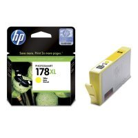 Картридж HP № 178XL (CB325HE) желтый