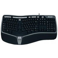 Клавиатура Microsoft Natural Ergonomic Keyboard 4000
