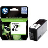 Картридж HP № 178 XL Black InkCrtg