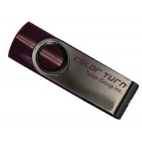 USB накопитель 16Gb TEAM Color Turn Drive E902, Purple (765441002739)