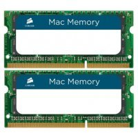 Модуль память SO-DDR3 8192Mb 1333MHz Corsair (CMSA8GX3M2A1333C9) Kit of 2 RTL