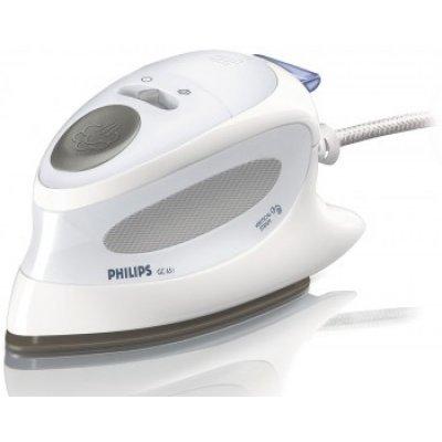 Утюг Philips GC651 (GC651/02)Утюги Philips<br>мощность 800 Вт, компактная модель, вес 0.72 кг, паровой удар, вертикальное отпаривание<br>