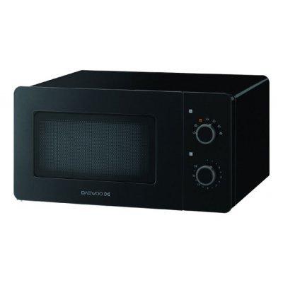 Микроволновая печь Daewoo KOR-5A17B (KOR-5A17B)Микроволновые печи Daewoo<br>мощность 500Вт, объем 15л, внутреннее покрытие- эмаль, цвет- черный<br>