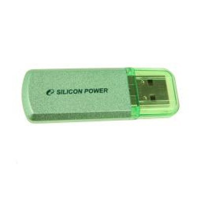 USB накопитель 32Gb Silicon Power Helios 101 USB 2.0 зеленый (SP032GBUF2101V1N)