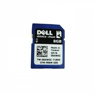 Фото Карта памяти Dell 8GB VFlash SD Card for iDRAC6 Enterpise