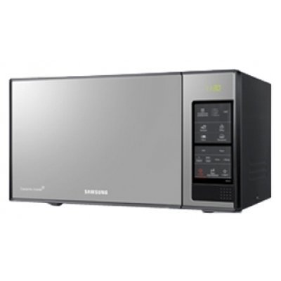 Микроволновая печь Samsung ME83XR (ME83XR/BWT)Микроволновые печи Samsung<br>объем 23 л, отдельно стоящая, мощность 850 Вт, электронное управление, сенсорная панель, дисплей, защита от детей<br>