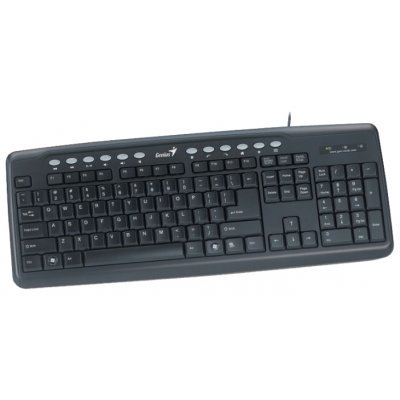 Клавиатура Genius KB-M220 черная USB (G-KB M220 USB)