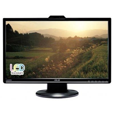 Монитор Asus 24 VK248H (90LMF5001Q01241C)Мониторы ASUS<br>ASUS 24 Wide LCD monitor, 16:10, Full HD 1920x1080, 2ms, 300 cd/m2 , 5M :1, 170°(H), 160°(V), DVI, HDMI, Built-in 1.0M Pixel webcam (Fixed) , speakers 2W x 2 Stereo, black, Energy Star 5.0<br>