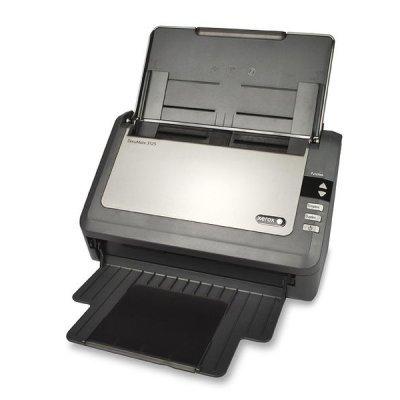 Сканер Xerox DocuMate 3125 протяжной DADF (100N02793)Сканеры Xerox<br>Сканер протяжной DADF, автоподатчик на 50 листов, формат A4, 25 стр./мин / 44 изобр./мин, 600 dpi, нагрузка до 3000 страниц в день, драйвера TWAIN, ISIS, WIA.<br>