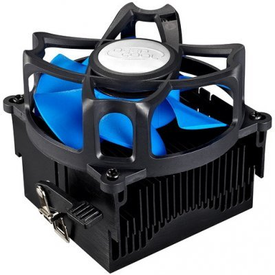 Вентилятор DeepCool Beta 40 Soc-754/939/940/AM2/AM3/FM1 (BETA 40)Кулеры для процессоров DeepCool<br>Al+Cu Hydro 2200RPM 95W<br>