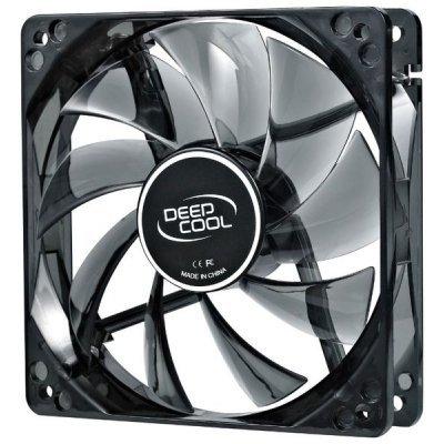 Вентилятор для корпуса DeepCool WIND BLADE 80 (WIND BLADE 80) вентилятор для корпуса deepcool wind blade 80 wind blade 80