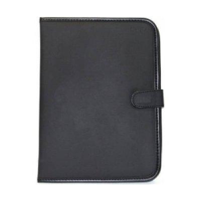 Чехол для планшета до 10 KREZ L10-701BM, black + matt (L10-701BM) giorgio martello giorgio martello a13908ox