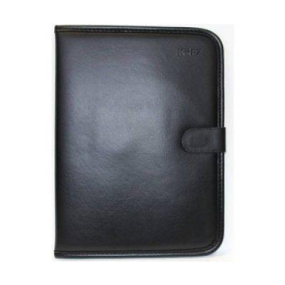 Чехол для планшета до 10 KREZ L10-701BG, black + glossy (L10-701BG)Чехлы для планшетов KREZ<br><br>