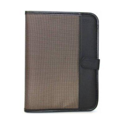 """Чехол для планшета до 10"""" KREZ L10-703NM коричневый-черный (L10-703NM)"""