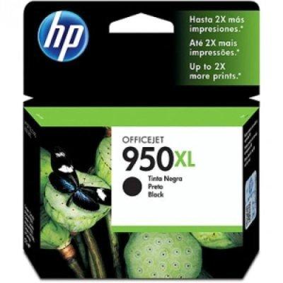 Картридж струйный HP CN045AE (CN045AE)Картриджи для струйных аппаратов HP<br>Картридж струйный HP CN045AE №950XL черный для Officejet Pro 8100/8600<br>