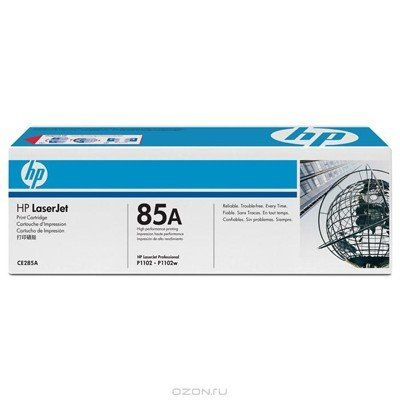 Картридж HP (CE285AF) для HP LJ P1102/P1102W/M1212NF/ M1132/1214 (CE285AF) tphphd u high quality black laser toner powder for hp ce285 cc364 p 1102 1102w m 1132 1212 1214 1217 4015 4515 free fedex