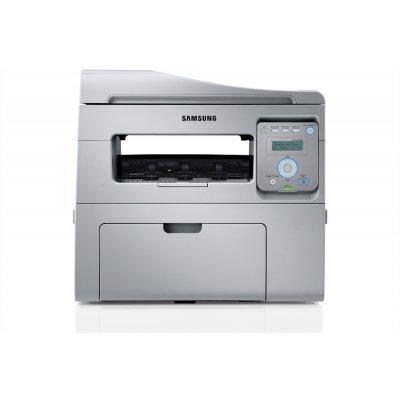 Лазерное МФУ Samsung SCX-4650N (SCX-4650N/XEV)Монохромные лазерные МФУ Samsung<br>замена SCX-4600. МФУ (принтер, сканер, копир), формат А4, 24 стр/мин, память 64МБ, нагрузка до 12 000 отп/мес, 1200 х 1200 dpi (разрешение сканера в интерполяциии - 4800*4800), SPL (Samsung Printing Language), сенсор сканера CIS, High-Speed USB 2.0, Ethernet 10/100, ADF - 40 листов, входной лоток -  ...<br>