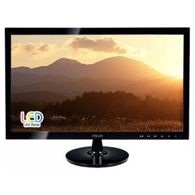 Монитор 20 Asus VS208DR (90LMD9101T00001C-)Мониторы ASUS<br>Asus 20 VS208DR Black TN LED 5ms 16:9 50M:1 250cd<br>