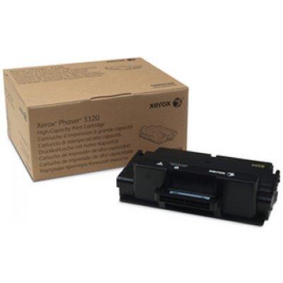 Принт Картридж Phaser 3320 повышенной емкости (11 000 страниц) (106R02306)Тонер-картриджи для лазерных аппаратов Xerox<br>картридж повышенной емкости на 11 000 стр. при 5% заполении листа<br>