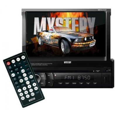 Автомагнитола Mystery MMTD-9122S (MMTD-9122S)Автомагнитолы Mystery<br>7 In Dash<br>