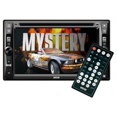 Автомагнитола Mystery MDD-6240S (MDD-6240S)Автомагнитолы Mystery<br>2din 6.2<br>