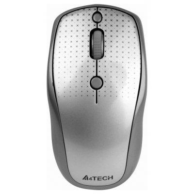 Мышь A4Tech G9-530HX-1 gray (G9-530HX-1)Мыши A4-Tech<br>Holeless Wireless USB<br>