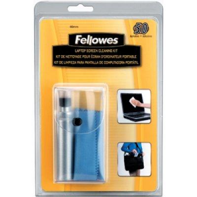 Комплект для ухода за ноутбуком Fellowes FS-2201909 (FS-2201909)Комплекты для ухода за ноутбуком Fellowes<br>25 мл спрей + салфетка из микрофибры + чехол, UK<br>