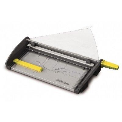 Резак сабельный Fellowes FS-54110 (FS-54110)Резаки для бумаги Fellowes<br>Fellowes&amp;#174;,  Plasma A4, 40 листов, длина резки 380 мм, SafeCut&amp;#8482;Guard<br>
