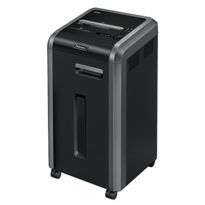 Шредер Fellowes PowerShred 225Ci (FS-4622001) fellowes powershred m 8c black шредер
