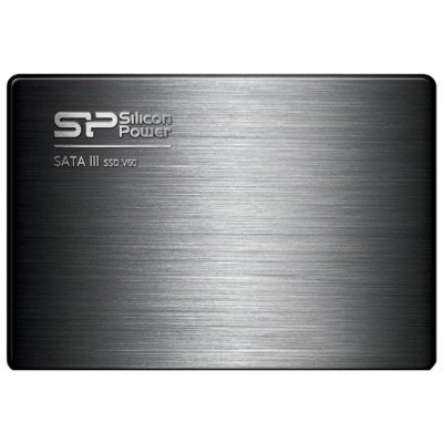 Внешний жесткий диск 120Gb Silicon Power SATA-III Velox series V60 2.5 w490Mb/s (SP120GBSS3V60S25)Накопители SSD Silicon Power <br>SSD Silicon Power Original SATA-III 120Gb Velox series V60 2.5 w490Mb/s<br>