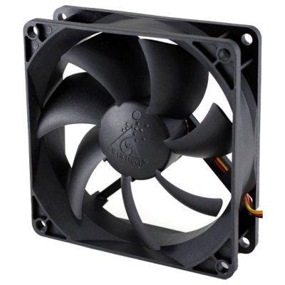 Система охлаждения GlacialTech CF-9225SED0AB1032 92x92x25mm (CF-9225SED0AB1032)Системы охлаждения корпуса ПК GlacialTech<br>Вентилятор для корпуса GlacialTech CF-9225SED0AB1032 92x92x25mm втулка 1500RPM 3+4pin<br>