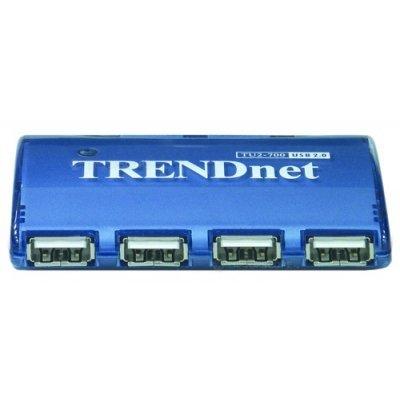 USB концентратор Trendnet TU2-700 (TU2-700)