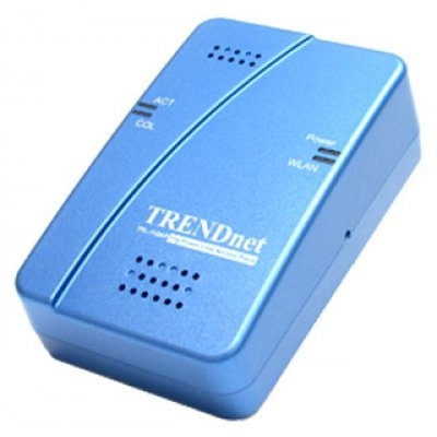 Powerline адаптер TRENDnet TPL-110AP (TPL-110AP)