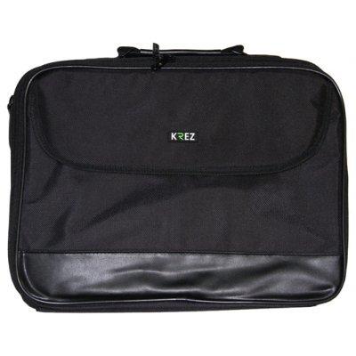 """Сумка для ноутбука 15.6"""" KREZ L16-203B черный (L16-203B)"""