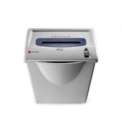 Шредер Rexel V125 (2100885) (2100885)Шредеры Rexel<br>Высокопроизводительный шредер V125, предназначенный для небольших загруженных работой офисов, обеспечивает безопасность достаточного уровня, измельчая конфиденциальные документы на мелкие фрагменты размера конфетти. Уничтожает до 7 листов за один раз и имеет удобную 35-литровую мусорную корзину, вме ...<br>