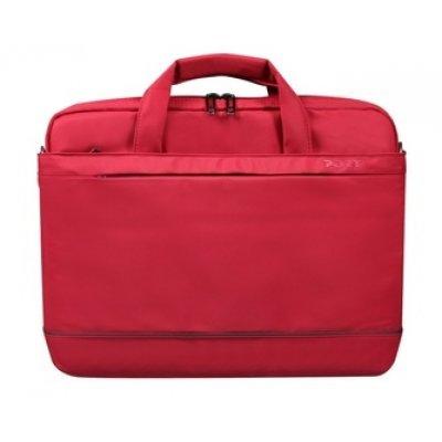 """Сумка PORT Designs PALERMO, цвет красный 15,6"""" [140343] (140343)"""
