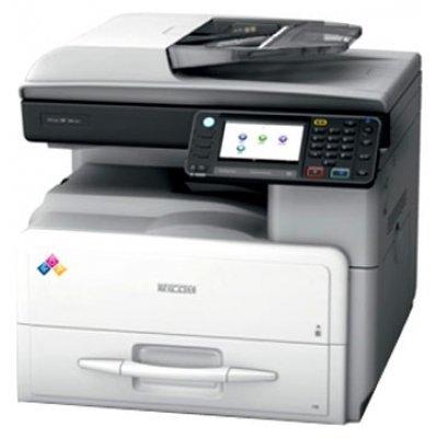 МФУ Ricoh Aficio MP 301SP (416183) цветной лазерный принтер ricoh aficio spc440dn 407774