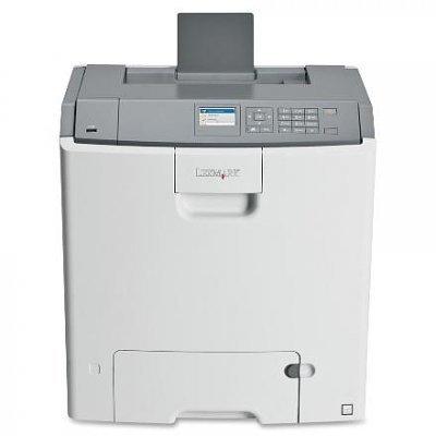 Лазерный принтер Lexmark C746dn (41G0070)Цветные лазерные принтеры Lexmark<br>Цветной, A4, 1200*1200dpi, 33стр/мин мон 1ст (22 стр2ст), сеть, дуплекс, 512MБ<br>