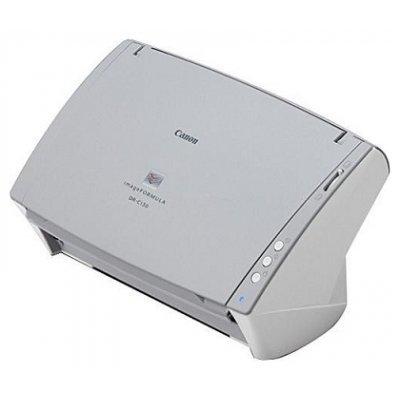 Сканер Canon DR-C130 (6583B003)Сканеры Canon<br>Canon DR-C130 (Цветной, двухсторонний, 30 стр./мин, ADF 50, High Speed USB 2.0, A4)<br>