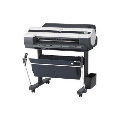 Принтер Canon iPF510 (2158B003)Струйные принтеры Canon<br>A2, печать термическая струйная цветная, 5-цветная, 2400x1200 dpi, память: 256 Мб, Ethernet RJ-45, USB, печать фотографий, ЖК-панель<br>