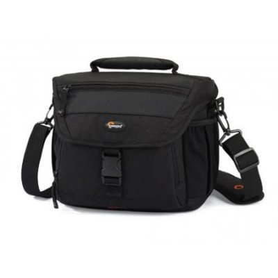 Сумка для фотоаппарата Lowepro Nova 180 AW черный (Lowepro Nova 180 AW черный) сумка lowepro apex 120 aw black