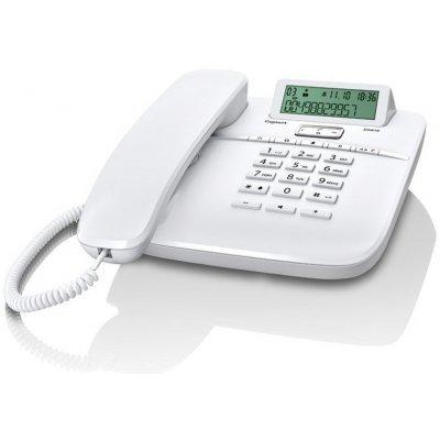 Проводной телефон Siemens Gigaset DA610 белый (S30350-S212-S302)