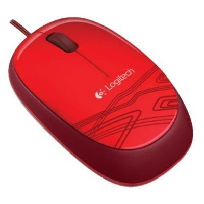купить Мышь Logitech M105 красный (910-003118) (910-003118) недорого